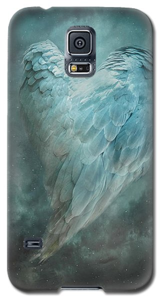 Hope Is The Thing With Feathers Galaxy S5 Case
