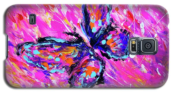 Hope Galaxy S5 Case by Marisela Mungia