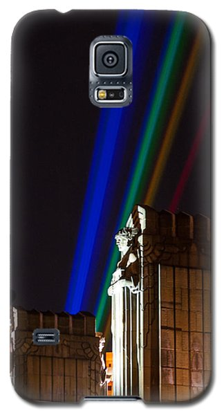 Hope Memorial Bridge, Aha Lights Galaxy S5 Case