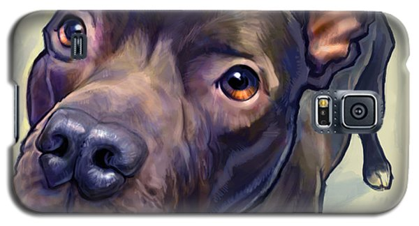 Bull Galaxy S5 Case - Hope by Sean ODaniels