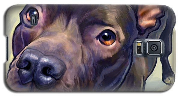 Portraits Galaxy S5 Case - Hope by Sean ODaniels