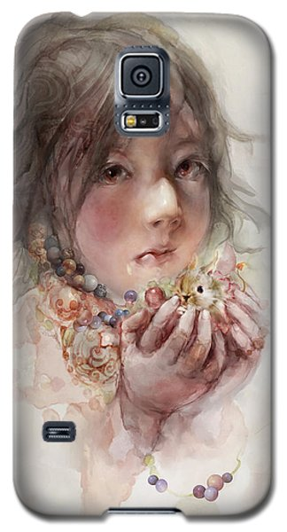 Hope Galaxy S5 Case by Te Hu
