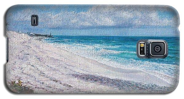 Hope Town Beach Galaxy S5 Case