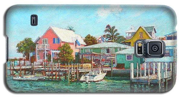 Hope Town By The Sea Galaxy S5 Case