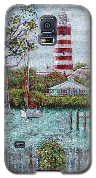 Hope Town Lighthouse Galaxy S5 Case