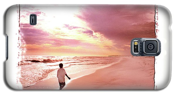 Galaxy S5 Case featuring the photograph Hope's Horizon by Marie Hicks