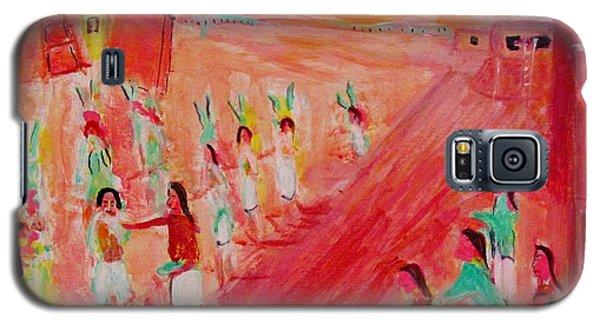 Hopi Indian Ritual Galaxy S5 Case
