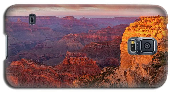 Hopi Point Sunset 3 Galaxy S5 Case