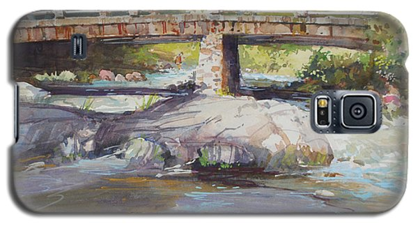 Hopper Bridge Creek Galaxy S5 Case