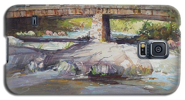 Hopper Bridge Creek Galaxy S5 Case