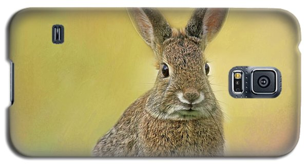 Galaxy S5 Case featuring the photograph Hoppy Spring by Donna Kennedy