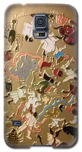 Horoscope Galaxy S5 Case