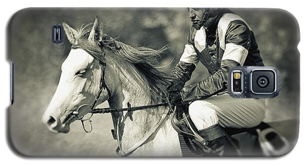 Horse And Jockey Galaxy S5 Case