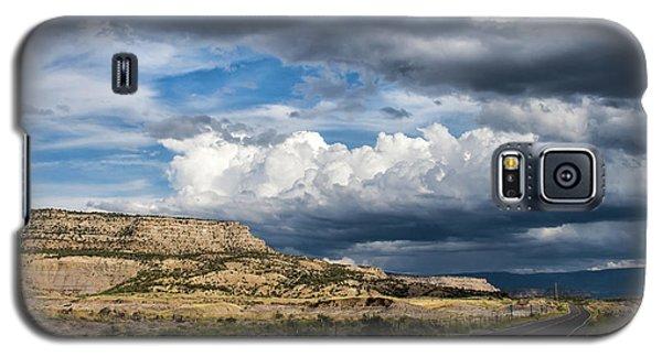 Horse Canyon By De Beque Colorado Galaxy S5 Case