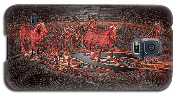 Horse Chestnut Pass Galaxy S5 Case