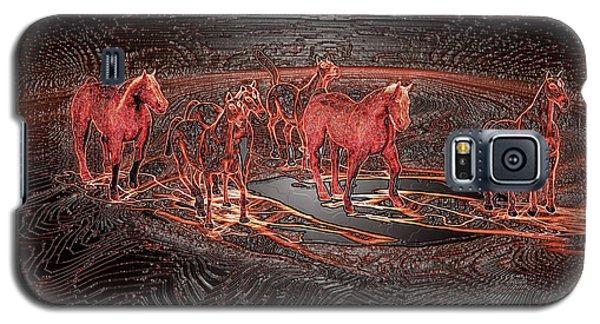 Horse Chestnut Pass Galaxy S5 Case