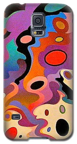 Horse Color Study Galaxy S5 Case