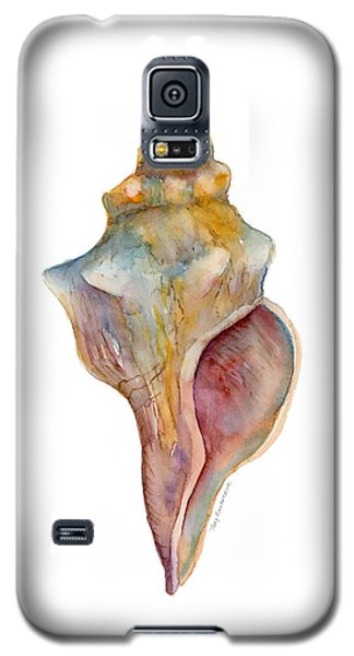 Horse Conch Shell Galaxy S5 Case