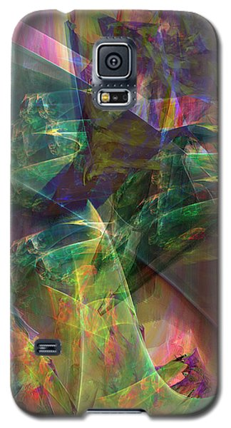 Horse Feathers Galaxy S5 Case
