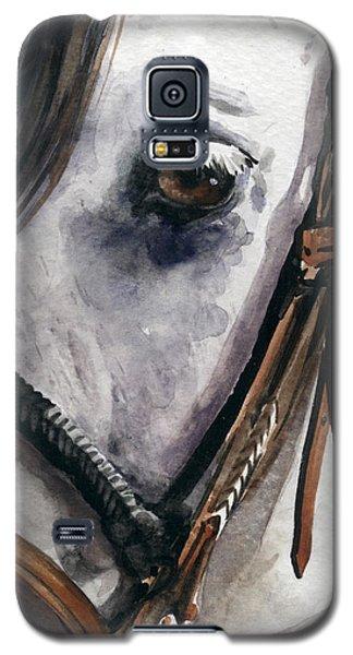 Horse Head Galaxy S5 Case