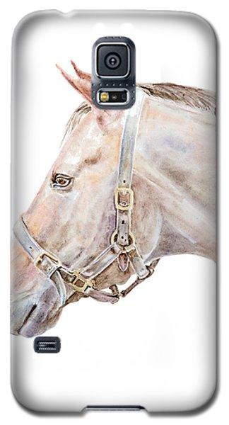 Horse Portrait I Galaxy S5 Case