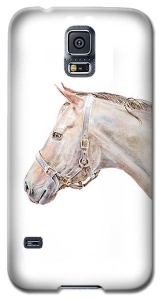 Horse Portrait I Galaxy S5 Case