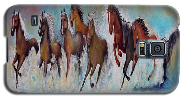 Horses Of Success Galaxy S5 Case