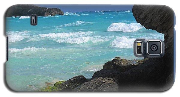 Horseshoe Bay Rocks Galaxy S5 Case