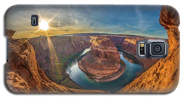 Horseshoe Bend Galaxy S5 Case