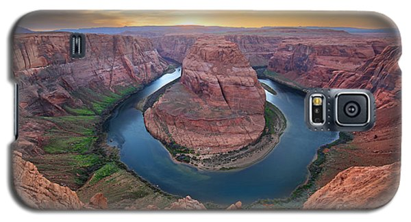 Horseshoe Bend Colorado River Arizona Galaxy S5 Case by Martin Konopacki