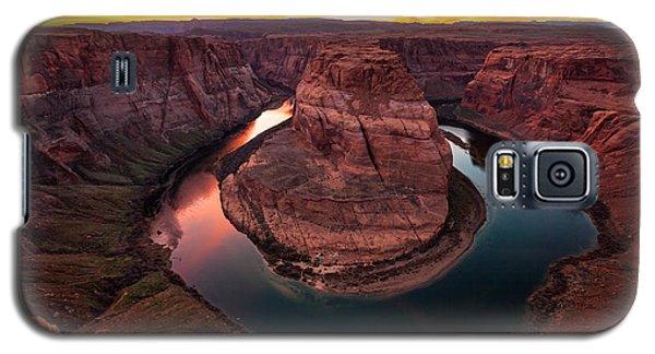 Horseshoe Bend, Colorado River, Page, Arizona  Galaxy S5 Case