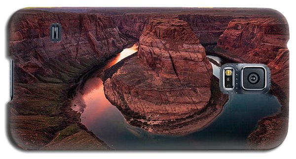Horseshoe Bend, Colorado River, Page, Arizona  Galaxy S5 Case