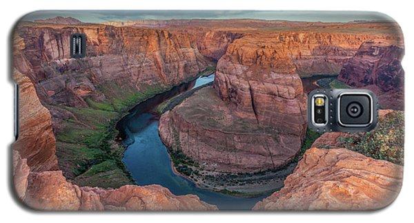Horseshoe Bend Morning Splendor Galaxy S5 Case
