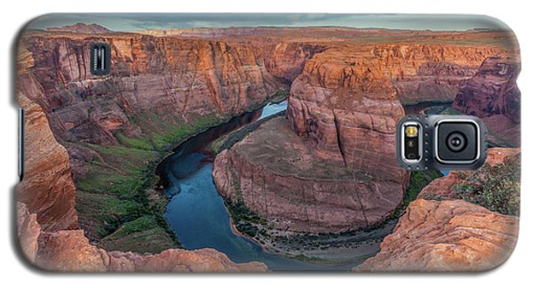 Horseshoe Bend Morning Splendor Galaxy S5 Case