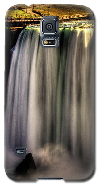 Horseshoe Falls Early Autumn No 03 Galaxy S5 Case