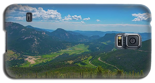 Horseshoe Park From Rainbow Curve 1 Galaxy S5 Case by Tom Potter