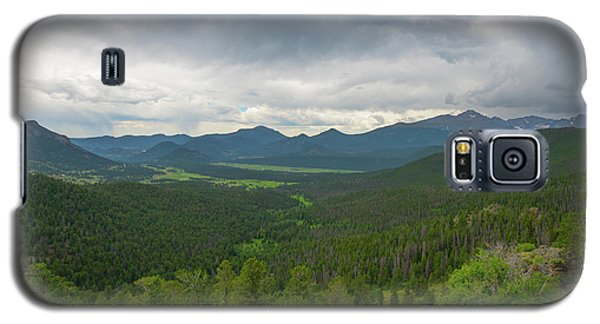 Horseshoe Park From Rainbow Curve 2 Galaxy S5 Case by Tom Potter