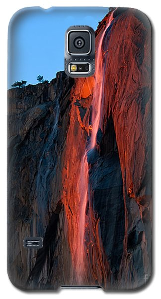 Horsetail Falls 2016 Galaxy S5 Case