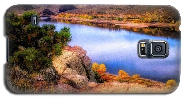 Horsetooth Lake Overlook Galaxy S5 Case