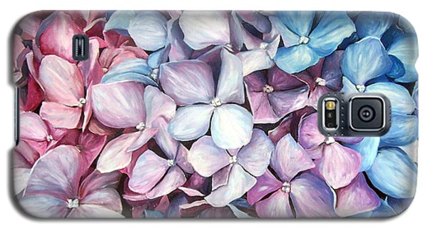 Hortensias Galaxy S5 Case
