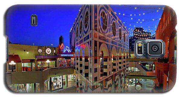 Horton Plaza Shopping Center Galaxy S5 Case