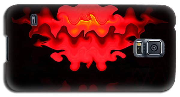 Galaxy S5 Case featuring the photograph Hot Lips by Kristin Elmquist