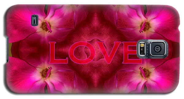 Hot Love Galaxy S5 Case