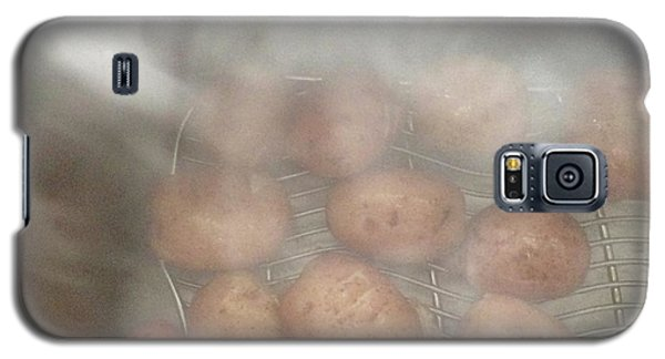 Galaxy S5 Case featuring the photograph Hot Potato by Kim Nelson