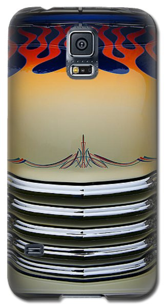 Hot Rod Truck Hood Galaxy S5 Case