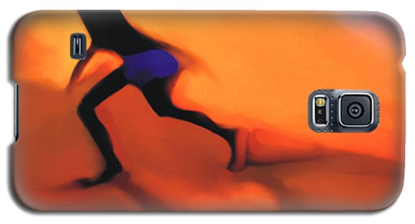 Hot Sands Galaxy S5 Case
