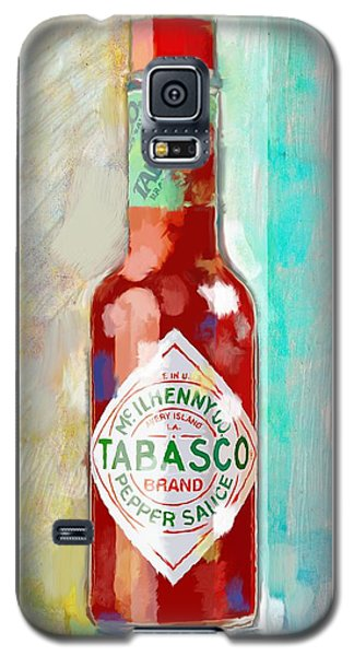 Hot Sauce Galaxy S5 Case