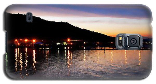 Hot Summers Night Galaxy S5 Case