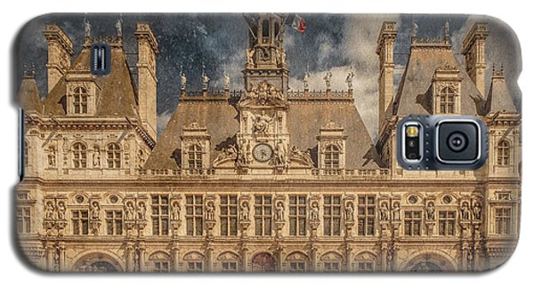 Paris, France - Hotel De Ville Galaxy S5 Case
