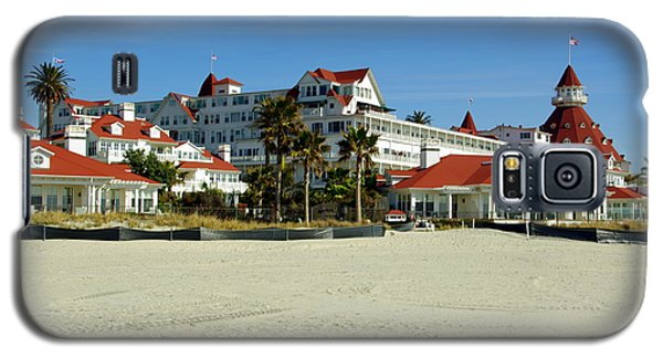 Hotel Del Coronado Beach Galaxy S5 Case